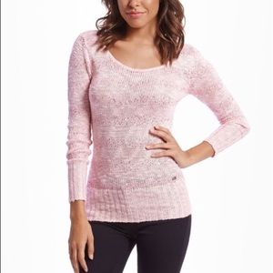 Guess sequin knitted sweater